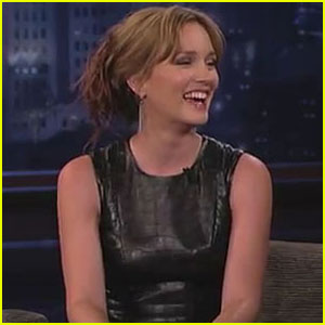 Leighton Meester: Trapped in an Elevator!