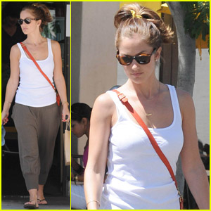 Minka Kelly: 'Truly Honored' to Have Worked with Nora Ephron