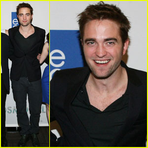 Robert Pattinson Suffered 'Manic Attack' for 'Cosmopolis'