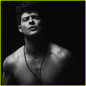 robin thicke all tied up video premiere Free Mature Movies