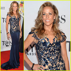 Sheryl Crow - Tony Awards 2012 Red Carpet