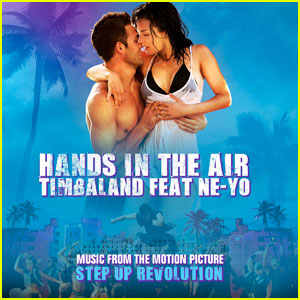 Timbaland's 'Hands in the Air': JJ Music Monday!