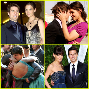 Tom Cruise & Katie Holmes' Hottest Red Carpet Moments!