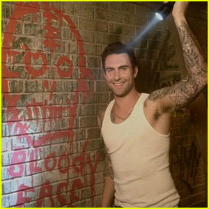 Adam Levine in 'American Horror Story' - First Look!