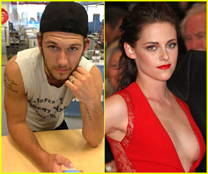 Alex Pettyfer: Kristen Stewart's New Love Interest in 'Cali'