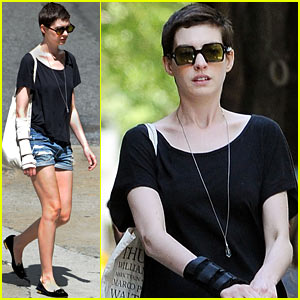 Anne Hathaway: New 'Dark Knight Rises' Television Spot!
