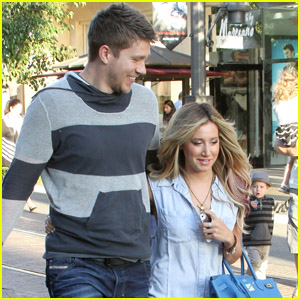 Ashley Tisdale & Scott Speer: 'Step Up' Screening!