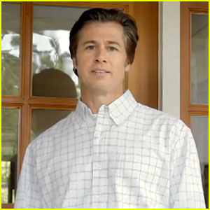 Brad Pitt's Brother Doug Stars in Virgin Mobile Commercial!