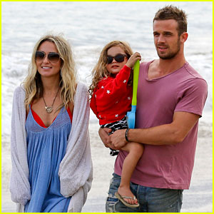 Cam Gigandet Expecting Second Child - Exclusive!