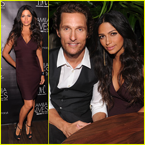 Camila Alves: Macy's INC International Concepts New Face!
