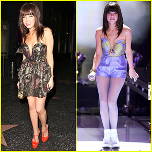 Carly Rae Jepsen Denies Sex Tape Rumors