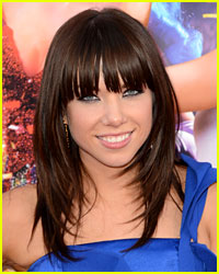 Carly Rae Jepsen: Nude Photos Are Not Me!