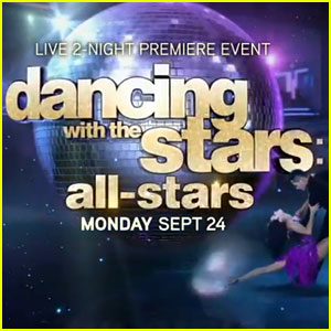 'Dancing With the Stars: All-Stars' Cast Revealed!