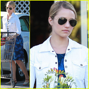Dianna Agron: Wildlife Waystation Supporter!