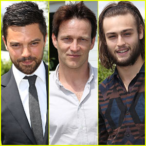 Dominic Cooper &#038; Douglas Booth: Audi International Polo Match!