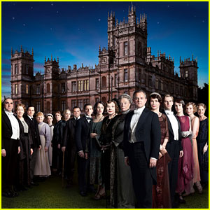 'Downton Abbey' Season 3 Cast Photo - First Look!