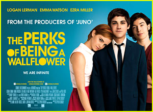 Emma Watson: New 'Perks of Being a Wallflower' Poster!