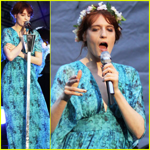 Florence Welch: 'We Love You, Vancouver!'