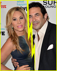 'Housewives' Stars Adrienne Maloof & Paul Nassir Split