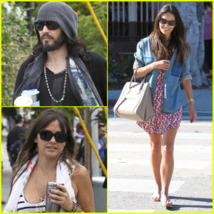 Russell Brand & Isabella Brewster: New Couple?