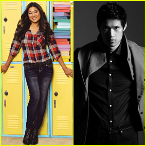 Jenna Ushkowitz is a Wall Flower; Harry Shum, Jr. Goes Glam!