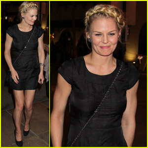 Jennifer Morrison: Braided Beauty!