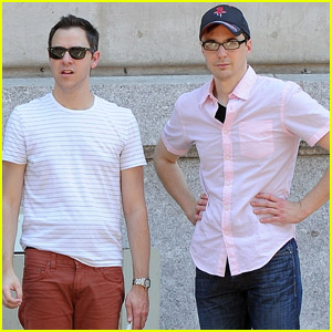 Jim Parsons: Lunch with Todd Spiewak!