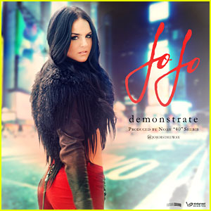 JoJo's New Song 'Demonstrate' - Listen Now!