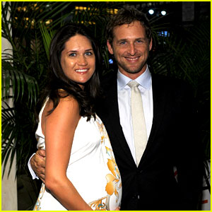 Josh Lucas & Wife Jessica Welcome Baby Boy!