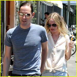 Kate Bosworth &#038; Michael Polish: Melrose Mates!