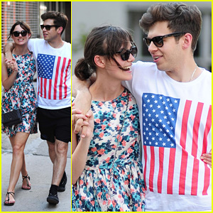 Keira Knightley & James Righton: New York Lovers!