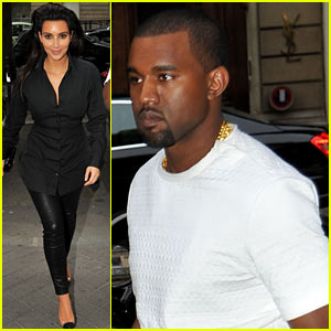 Kim Kardashian: I'm So Happy For My Baby Kanye West!