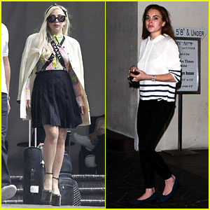Lady Gaga & Lindsay Lohan: New Friendship?