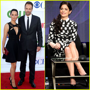 Lucy Liu & Janet Montgomery: TCA Summer Press Tour!