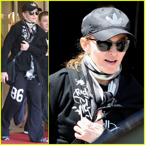 Madonna: Ritzy Day Out with Lourdes!