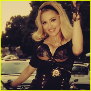 Madonna's 'Turn Up the Radio' Video Premiere - Watch Now!