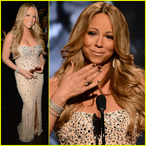 Mariah Carey: Whitney Houston Tribute at BET Awards