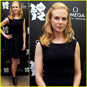 Nicole Kidman: Omega House Opening with Keith Urban!