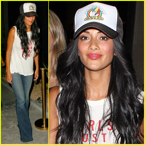 Nicole Scherzinger: 'Girls Just Wanna Have Fun'!