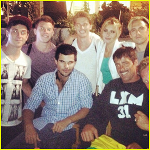Patrick Schwarzenegger: 'Grown Ups 2' Fun!