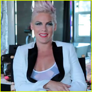 Pink Announces New Album Title & Release Date!