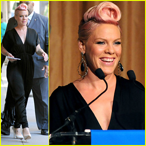 Pink: UJA Music Visionary of the Year Award Luncheon