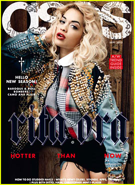 Rita Ora: 'I'd Love to Be the Female Kanye West'