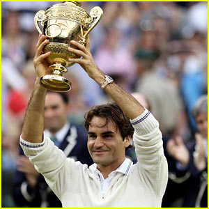 Roger Federer Wins Seventh Wimbledon Title!