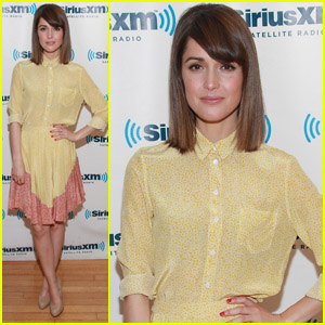 Rose Byrne: SiriusXM Studio Stop!
