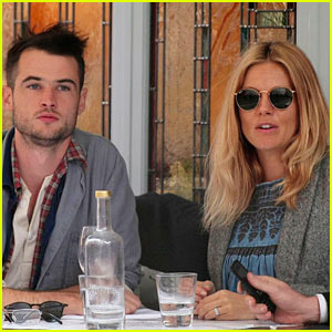 Sienna Miller Welcomes Baby with Fiance Tom Sturridge?