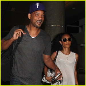 Will Smith & Jada: Phillies Pride!