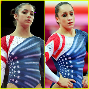 Aly Raisman & Jordyn Wieber: Floor Exercise Finals Results!