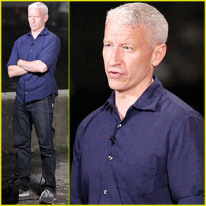 Anderson Cooper: Hurricane Isaac Reminded Me How Lucky I Am