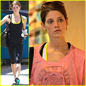 Ashley Greene: High Heels Make Everything Look Better!